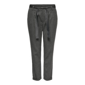 Pantalone only antracite con coulisse | Fandangonet